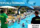 Training: Intervall-Training im Schwimmen – Übersicht der Methoden