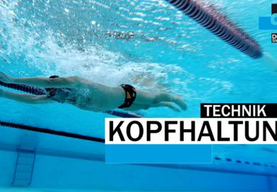 TECHNIK: Mit Köpfchen schwimmen