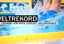 Katie Ledecky: Training für den Weltrekord