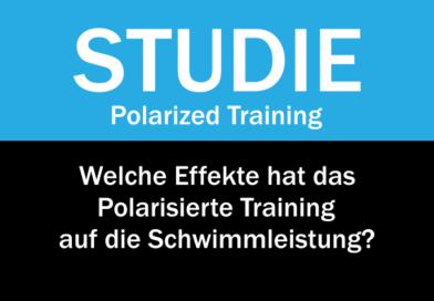 Studie: Die Effekte eines polarisierten Trainings auf die Schwimmleistung