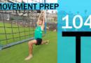 Trainingsplan #104: Movement Prep im Schwimmen und Triathlon