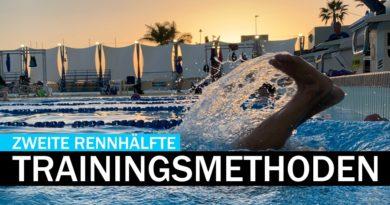 Das Training der wichtigsten Rennphase – Methoden und Pläne
