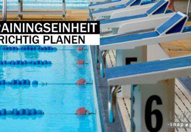 Trainingsplanung: Planung einer Trainingseinheit