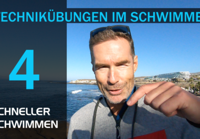 Schneller Schwimmen #04: Sind Technikübungen Zeitverschwendung?