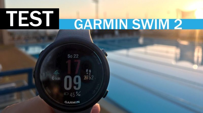 Test: Garmin Swim 2