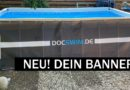 Garten-Pool: Dein Banner – neu im Shop!