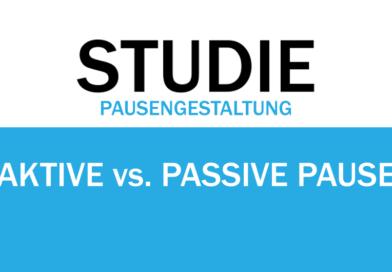 Studie: Aktive und passive Erholung im Training