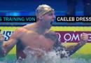 Das Training des besten Schwimmers der Welt: Caeleb Dressel