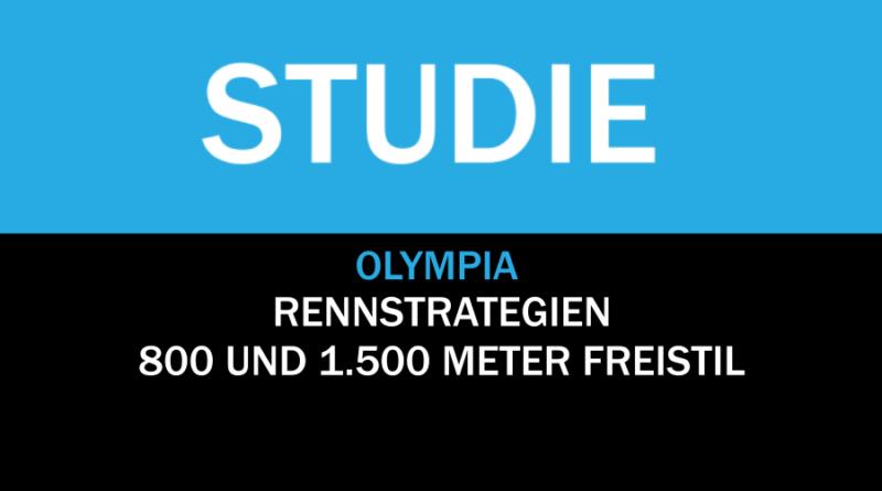 Studie: Das Pacing über 800 und 1.500 Meter