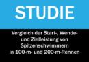 Studie: Start-, Wenden- und Anschlag-Leistung bei Eliteschwimmern