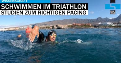 Studie: So schwimmt man taktisch klug in einem Triathlon