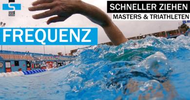 Technik: Frequenz-Arbeit für Masters und Triathleten