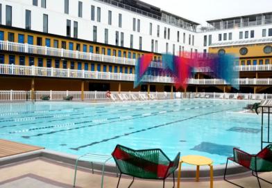 Swimming in Paris: Das Hotel Molitor