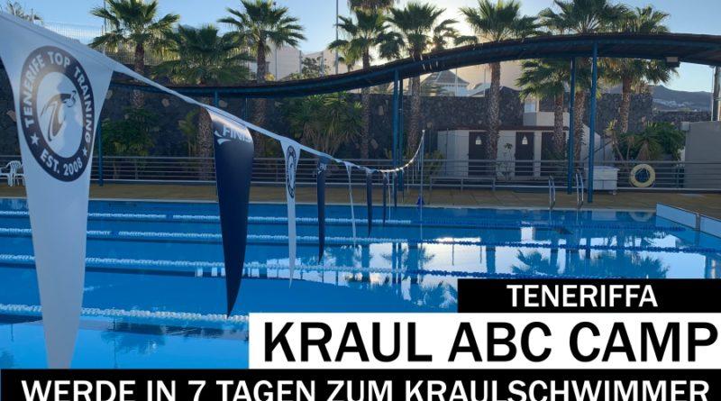 Schwimm-Camp: In 7 Tagen zum/r KraulschwimmerIn werden