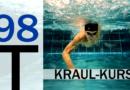 Trainingsplan #98: KRAULSCHWIMMEN lernen – der KRAUL-KURS Teil 1/3, 1.500m
