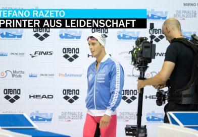 Sprinter aus Leidenschaft: Stefano Razeto und die Suche nach Speed