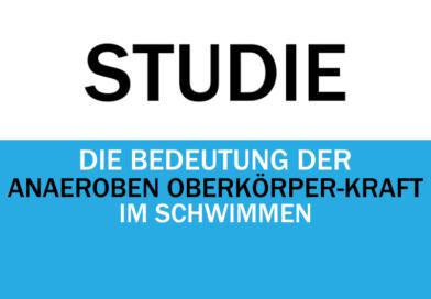 Studie: Die anaerobe Oberkörper-Kraft von Schwimmern