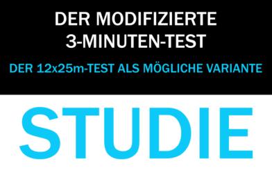 Studie: Der modifizierte 3-Minuten-Test
