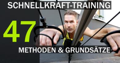 Tipp #47: Schnellkraft-Training – Methoden und Effekte