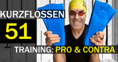 Tipp #51: Training mit Kurzflossen – so geht´s!