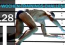 Trainingsplan #128: Die 4-Wochen-Trainings-Challenge