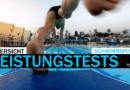 Übersicht 2/2: Leistungstests im Schwimmsport