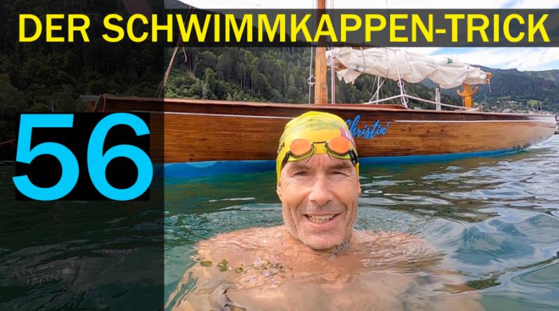 Tipp #56: Der SCHWIMMKAPPEN-Trick für Schwimmer und Triathleten